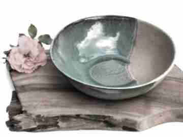Misa - miska ceramiczna rajska plaża ceramika tyka ceramika