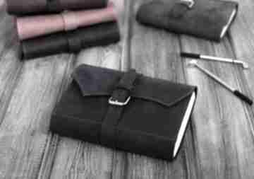 Uniwersalne skórzane etui na dziennik, tablet, e-book oraz