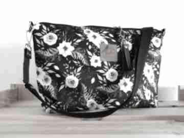 Torebka standard - boho róże torebki tasha handmade torebka