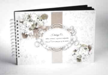 Album na zdjęcia z kwiatami albumy biala konwalia album, zdjęcia