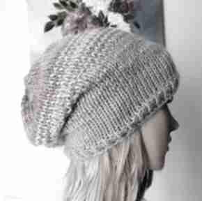 BuenaArtis. rękodzieło czapka-na-drutach