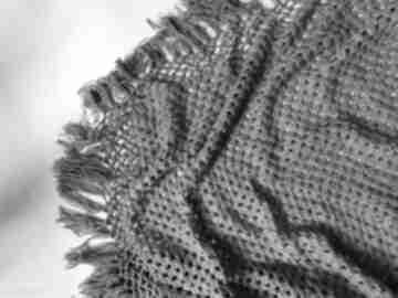 Duża chusta 180cm na 80,ciepła i miła chustki apaszki ruda klara