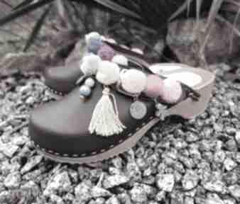 37-niepowtarzalne tęczowe boho chodaki: buty mrosoutache chodaki
