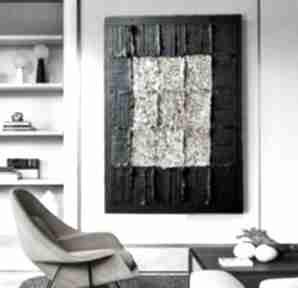 Eclectico - obraz na płótnie art and texture złoty obraz