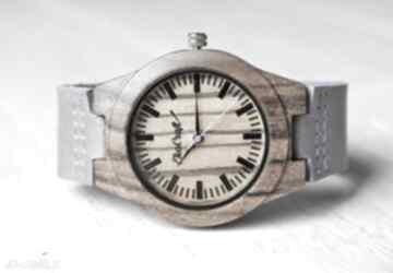 Drewniany damski zegarek phaesant lawenda zegarki ekocraft
