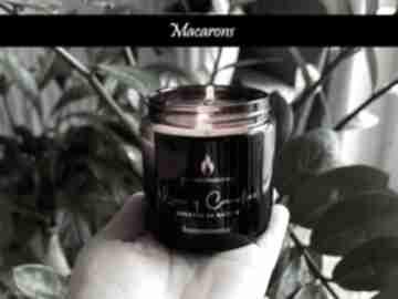 Macarons - naturalna świeca sojowa 120 ml dom luxury candles