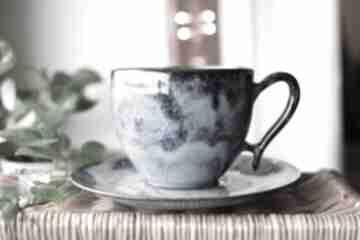 Filiżanka 270ml głębia ceramiczna ceramika ciepliki filiżanka