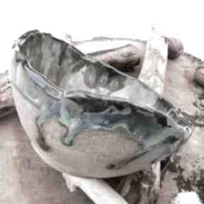 Ceramiczna miska c138 ceramika shiraja miska, ceramika