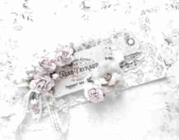 Kartka na różne okazje, w romantycznym stylu scrapbooking kartki