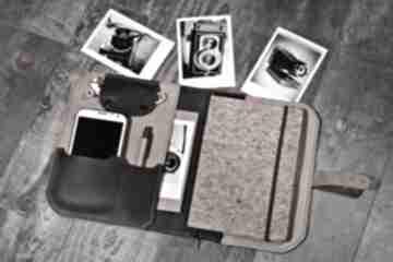 Notatnik, organizer, skórzany notes, kalendarz, prezent na każdą
