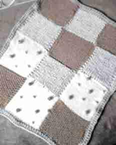 The Wool Art! dziecięcy kocyk
