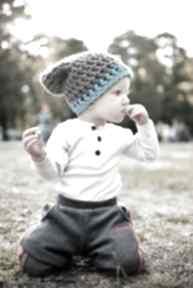 LaCzapaKabra. czapka czapa zima dziecko ciepła kolorowa