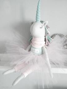 Duży jednorożec unicorn urodziny dla dziecka artshoplalashop
