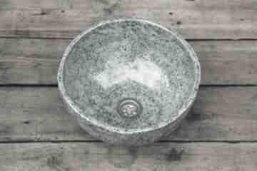 Duża umywalka wolnostojąca ceramika ceramikalukasgreen