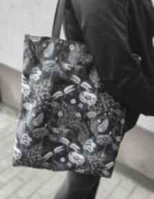 Szoperka - ważki na ramię torebki niezwykle elegancka