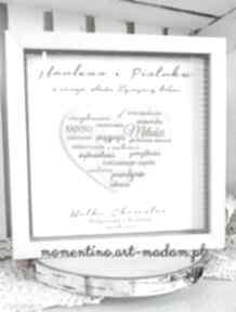 Życzenia ślubne prezent ślubny od matki chrzestnej ślub