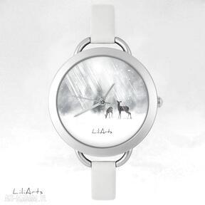 Zegarek, bransoletka - sarenki zegarki liliarts bransoletka