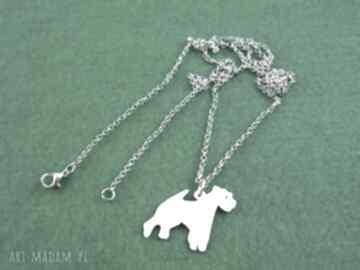 Naszyjnik terrier walijski pies nr 8 naszyjniki frrodesign