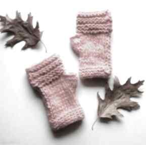 Rękawiczki mitenki the wool art rękawiczki, mitenki, merynos