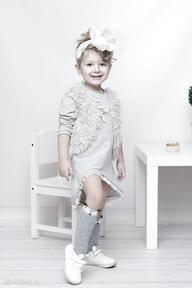 Sukienka dla dziewczynki dziewczynka bawełna okazja prezent
