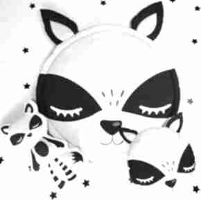 Bliblo. Mata szop 100 cm z poduszką i maskotką