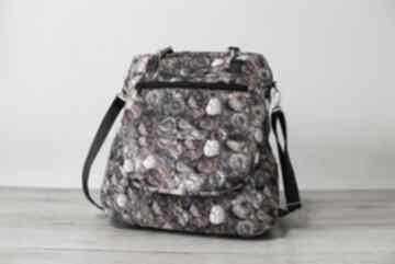 Pomysł na prezenty święta! Plecak torba listonoszka - jesienny