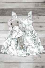 Lalka przytulanka aniela, 45 cm lalki patchworkmoda lala