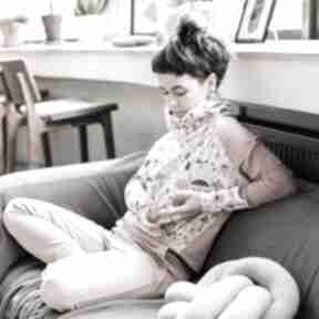 Pastelowy komplet damski - lea bluzy mimi monster dres damski