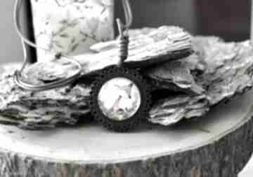 Naszyjnik regulowany z wisiorkiem woody lisek naszyjniki beezoo