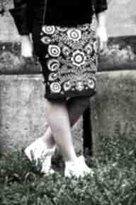 Spódnica ołówkowa spódnice gaul designs spódnica, folk, etno,