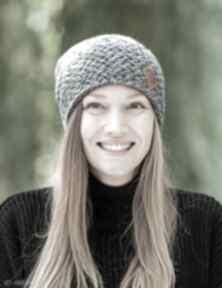 Explorer cieniowany szarości czapki brain inside czapka, zimowa
