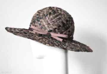 Rajski kapelusz czapki fascynatory kapelusz, letni, słoma