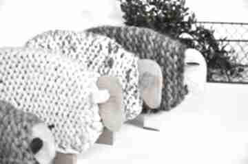 Merino - australijska owieczka duża dekoracje oldtree drewno