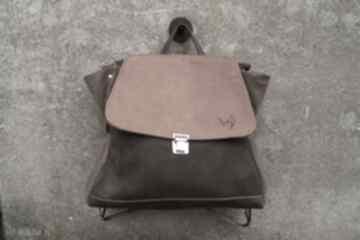 Ach ludwiko plecak torba ciepłe brązy czajkaczajka plecak, torba