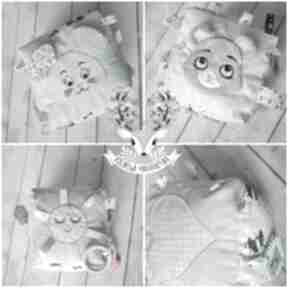 zabawki: Kostka Sensoryczna Buldożki
