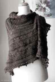 Rustykalna gruba chusta chustki i apaszki buenaartis ręcznie