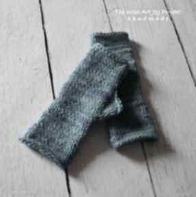 Rękawiczki mitenki the wool art rękawiczki, mitenki, dodatki