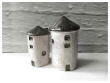 Domki z bretanii ceramika wylegarnia pomyslow ceramika, domek