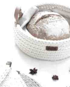 Koszyk na pieczywo lub owoce kosze pule prezent dla babci, kosz