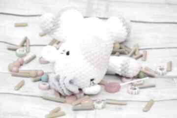 Mały szydełkowy kucyk - słodziak maskotki akukuuu kuc, kucyk