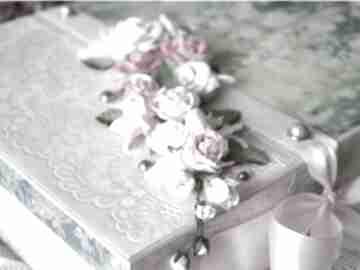 Ślub martitaland pudełko, pudełko na koperty, dekoracja