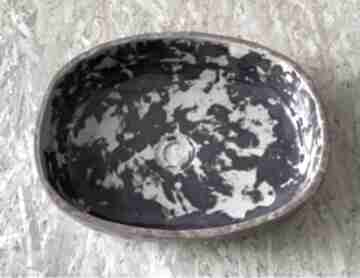 Umywalka ceramiczna chińska czerwień ceramika ceramystiq studio