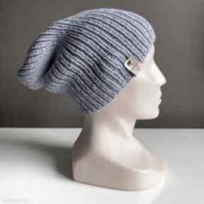 czapkiczapka czapki czapka-wełniana rękodzieło czapka-z-merynosa