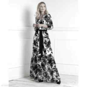 Sukienka portia maxi debora sukienki livia clue maxi, długa