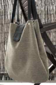 Torba - worek na ramię happyart torba, miejska, hobo, codzienna,