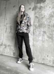 Dresowa spodnie ququ design dresowe spodnie, sportowy style