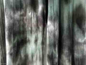 """Szal wełniany """"lasem malowany"""" szaliki anna damzyn szal, szalik"""