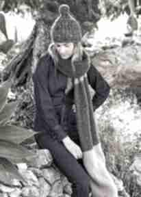 Szal vantaa szaliki dziane szal, ciepły, miękki, wełniany