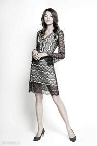 sukienkisukienka-koronkowa sukienka-z-wiskozy wiskoza