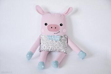 Chrumka, świnka z klasą - franek 38 cm zabawki motylarnia świnka